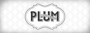 plum consignment logo
