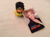 Coach Jenn Lee's brilliant promotional products on everyone's tables