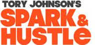 spark and hustle logo